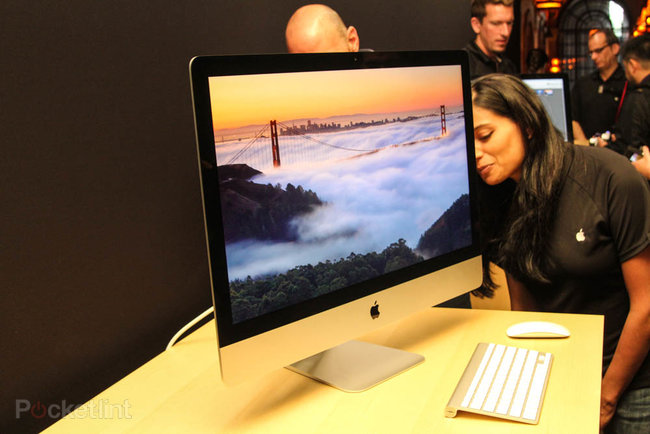 Apple iMac (2012) pictures and hands-on - photo 2