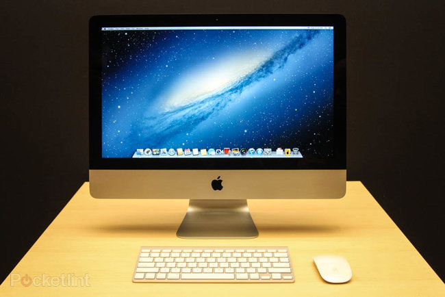 Apple iMac (2012) pictures and hands-on - photo 3
