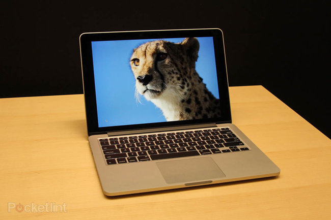 13-inch MacBook Pro with Retina display pictures and hands-on - photo 1