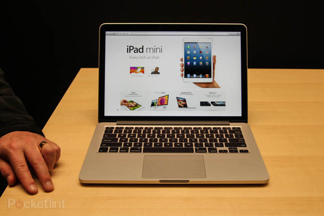 13-inch MacBook Pro with Retina display pictures and hands-on - photo 2