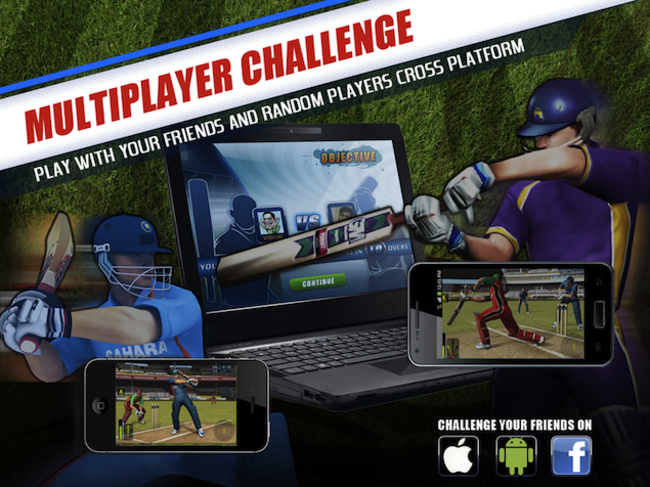 Disney's Cricket Fever Challenge is a multiplatform, multiplayer smash - photo 1