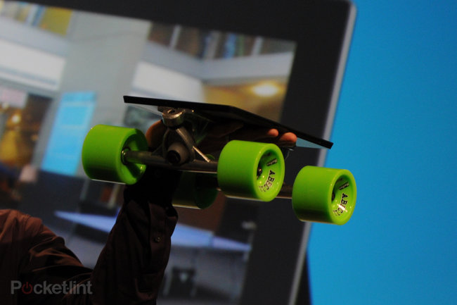 Microsoft Surface skateboard pictures and eyes-on - photo 1