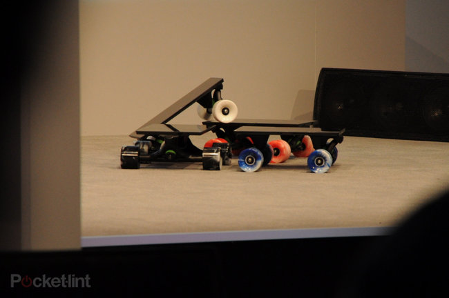 Microsoft Surface skateboard pictures and eyes-on - photo 10