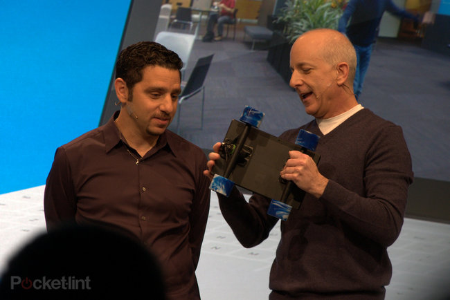 Microsoft Surface skateboard pictures and eyes-on - photo 9