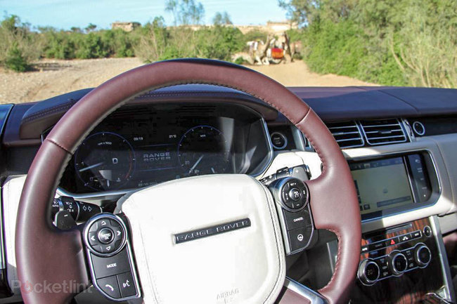 Range Rover TDV6 Autobiography pictures and hands-on   - photo 10