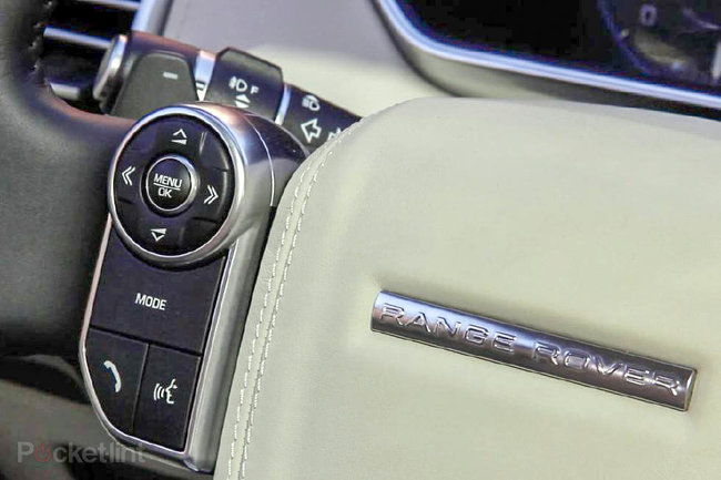 Range Rover TDV6 Autobiography pictures and hands-on   - photo 15