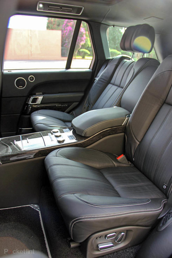 Range Rover TDV6 Autobiography pictures and hands-on   - photo 20