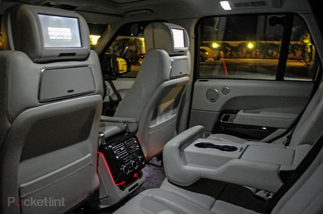 Range Rover TDV6 Autobiography pictures and hands-on   - photo 29