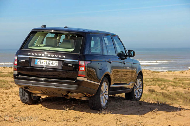 Range Rover TDV6 Autobiography pictures and hands-on   - photo 4