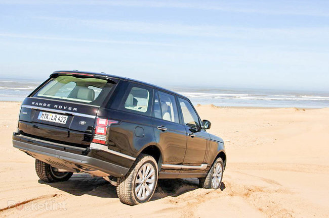 Range Rover TDV6 Autobiography pictures and hands-on   - photo 6