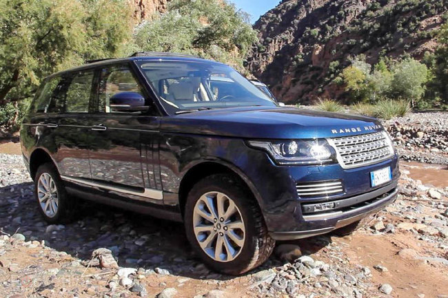 Range Rover TDV6 Autobiography pictures and hands-on   - photo 8