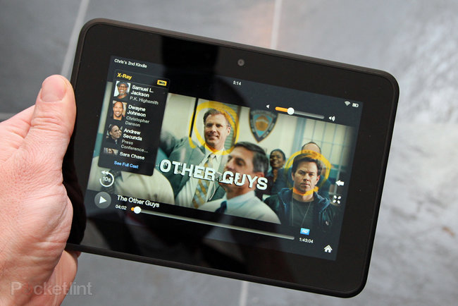 Lovefilm for Kindle Fire HD pictures and hands-on - photo 5