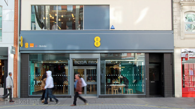 Orange and T-Mobile shops assimilated: EE stores open 30 October  - photo 1