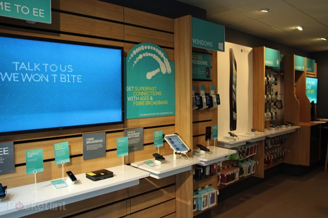 Orange and T-Mobile shops assimilated: EE stores open 30 October  - photo 6