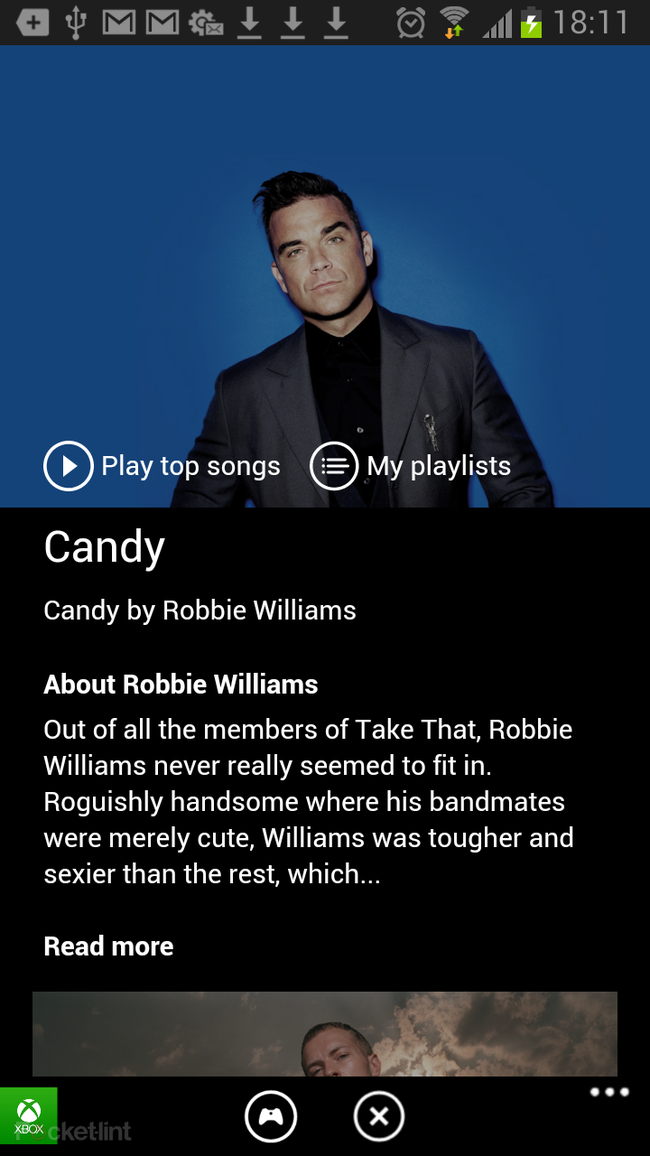 APP OF THE DAY: Xbox SmartGlass for Android review - photo 10