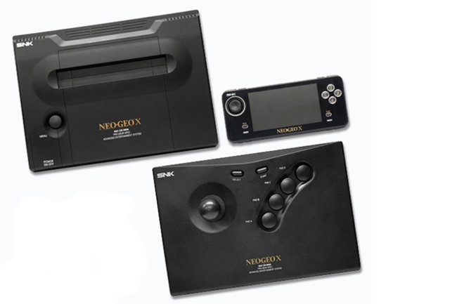 NeoGeo X Gold Limited Edition coming to UK 6 December, priced £175 - photo 1
