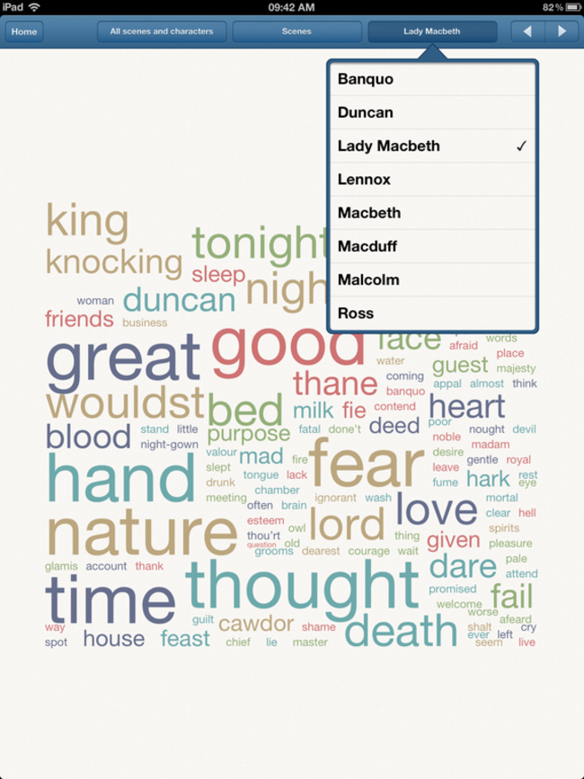 Romeo & Juliet comes to life on the iPad with interactive Explore Shakespeare app - photo 2