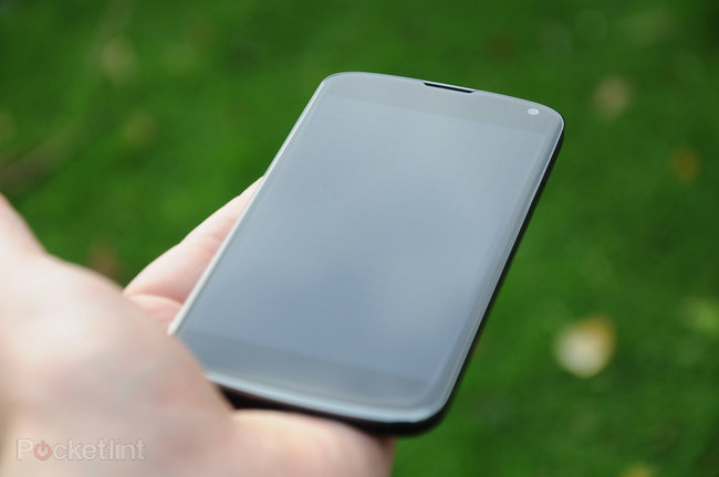 Nexus 4 pictures and hands-on - photo 11