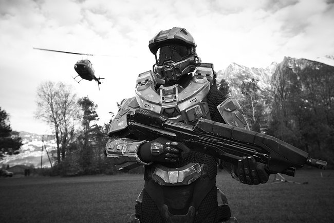 Xbox 360 team annexes Liechtenstein for real-life Halo 4 thrills, London next - photo 13