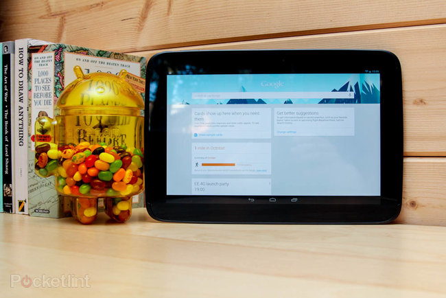 Nexus 10 pictures and hands-on - photo 3