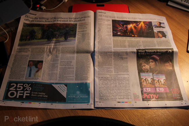 Apple publishes Samsung apology in The Guardian... of sorts - photo 3
