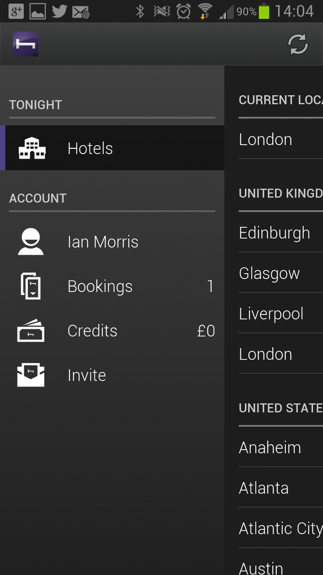 APP OF THE DAY: Hotel Tonight review (iOS / Android) - photo 9