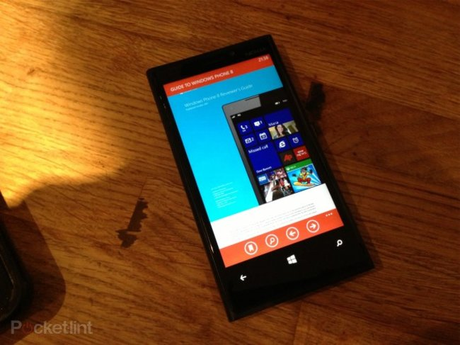 Windows Phone 8 Microsoft PDF Viewer app available for download - photo 1