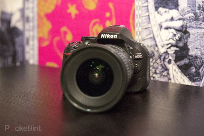 Nikon D5200 pictures and hands-on - photo 1