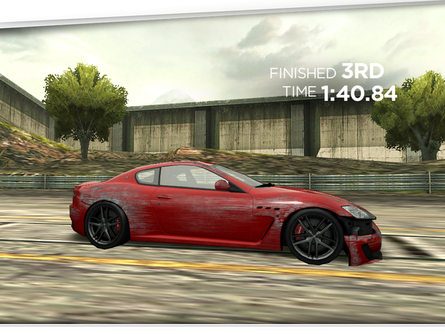 APP OF THE DAY: Need for Speed Most Wanted review (iOS)   - photo 10