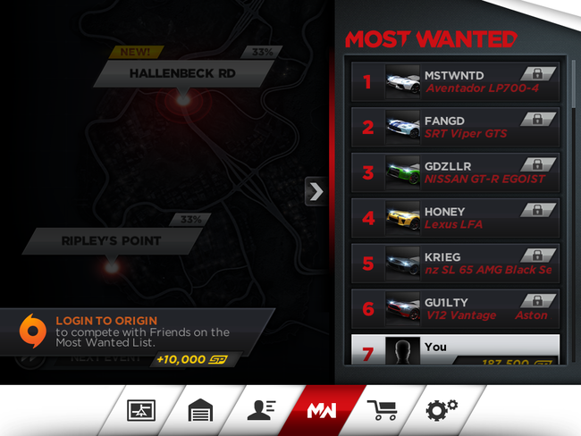 APP OF THE DAY: Need for Speed Most Wanted review (iOS)   - photo 4