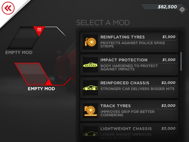 APP OF THE DAY: Need for Speed Most Wanted review (iOS)   - photo 6