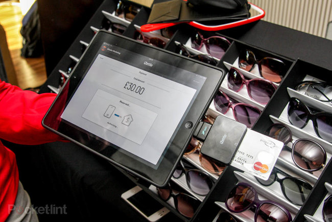 iZettle comes to the UK, car boot traders look forward to taking your credit card - photo 6