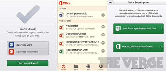 Office Mobile coming to iPhone, iPad and Android in 'early 2013' - photo 2