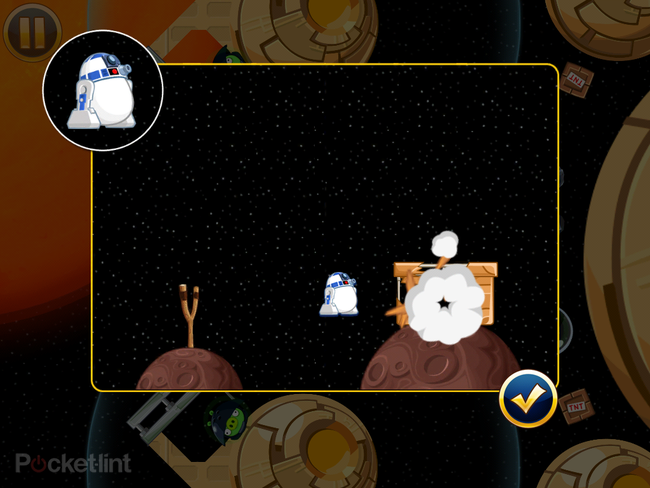 APP OF THE DAY: Angry Birds Star Wars review (iOS, Android, WP8, Kindle Fire, Windows 8, Mac, PC) - photo 3