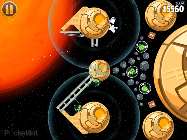 APP OF THE DAY: Angry Birds Star Wars review (iOS, Android, WP8, Kindle Fire, Windows 8, Mac, PC) - photo 5