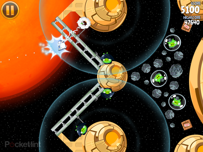 APP OF THE DAY: Angry Birds Star Wars review (iOS, Android, WP8, Kindle Fire, Windows 8, Mac, PC) - photo 6