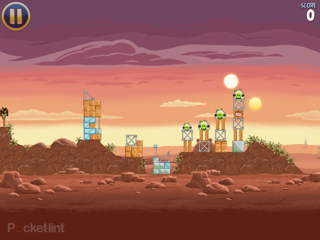 APP OF THE DAY: Angry Birds Star Wars review (iOS, Android, WP8, Kindle Fire, Windows 8, Mac, PC) - photo 8