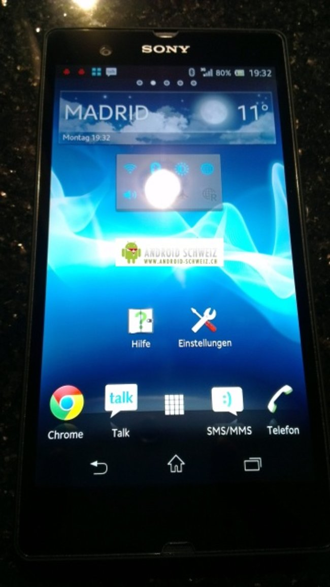 Sony C660X (Yuga) pictures leak, is this the next Sony Android? - photo 3