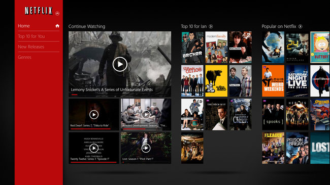 APP OF THE DAY: Netflix review (Windows 8) - photo 5