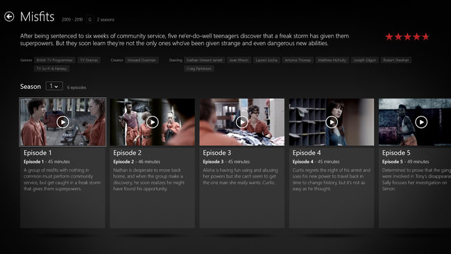 APP OF THE DAY: Netflix review (Windows 8) - photo 6
