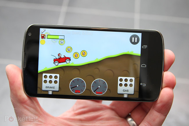 APP OF THE DAY: Hill Climb Racing review (Android) - photo 1