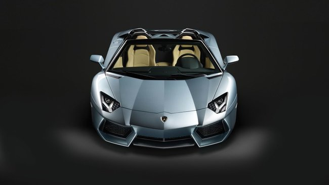 Lamborghini Aventador LP 700-4 Roadster announced - photo 1