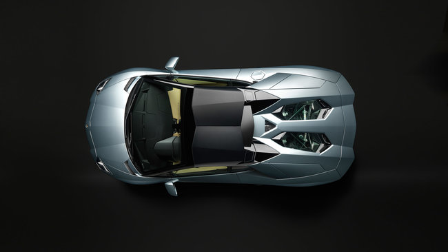 Lamborghini Aventador LP 700-4 Roadster announced - photo 5