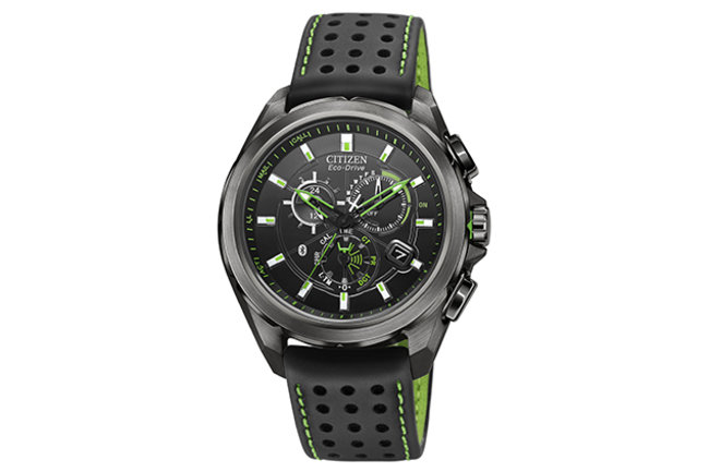 Citizen Eco-Drive Proximity Watch speaks to your iPhone - photo 1