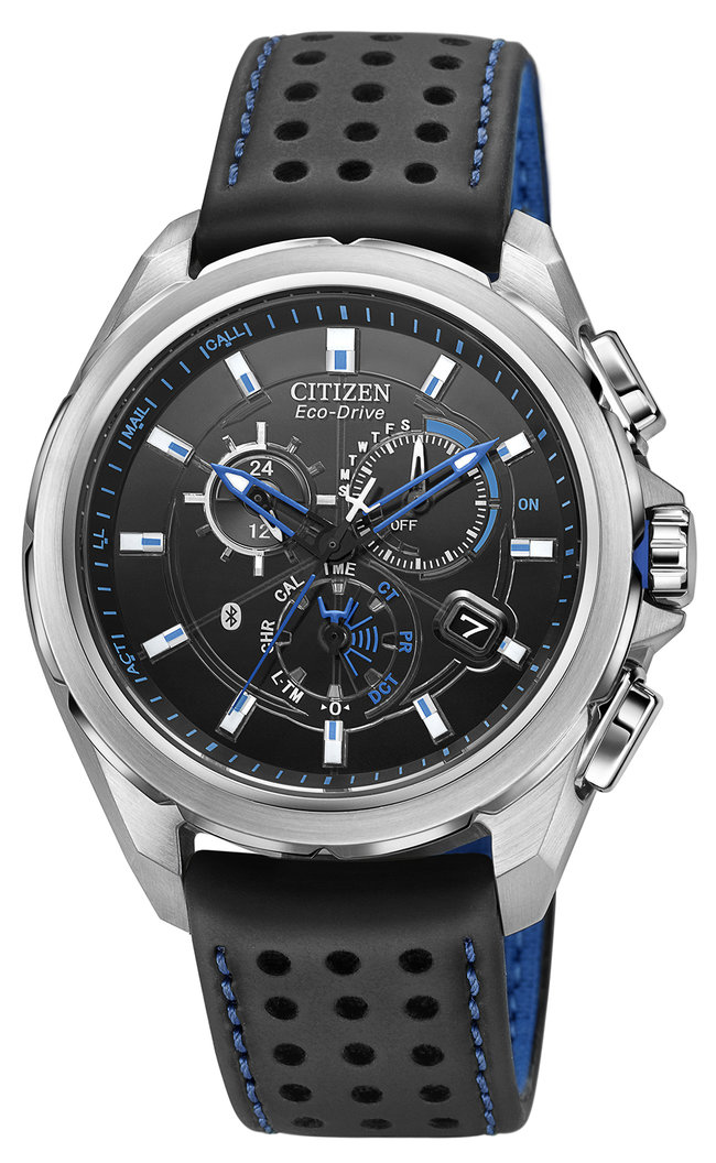Citizen Eco-Drive Proximity Watch speaks to your iPhone - photo 2