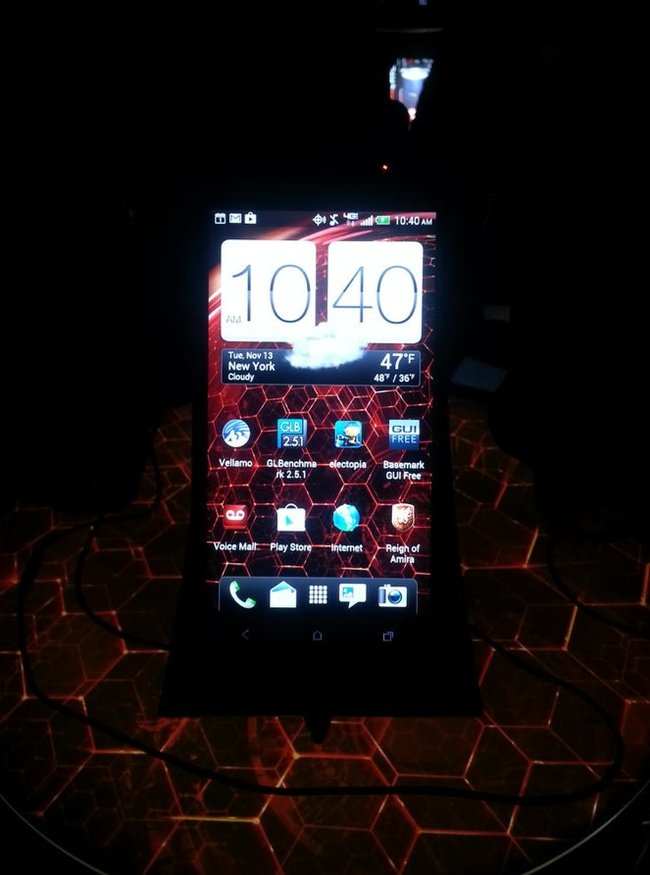 Verizon Droid DNA by HTC now official - J Butterfly makes it out of Japan - photo 4