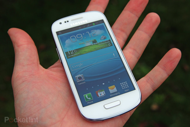 Samsung Galaxy S III Mini pictures and hands-on - photo 4