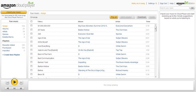 Google Play Music All Access vs iTunes vs Spotify vs Amazon Cloud Player vs Xbox Music vs Music Unlimited - photo 3