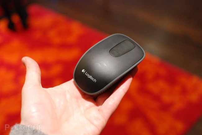 Logitech Touchpad T650, Touch Mouse T620 and Zone Touch T400 pictures and hands-on - photo 7