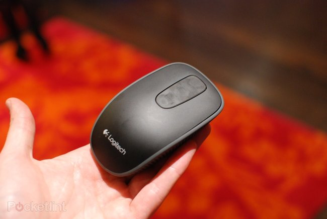 Logitech Touchpad T650, Touch Mouse T620 and Zone Touch T400 pictures and hands-on - photo 8